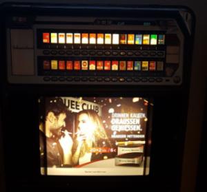 Zigarettenautomaten Aufstellung